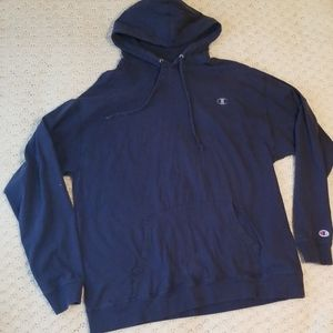 Champion Essential Pullover Hoodie Sweatshirt